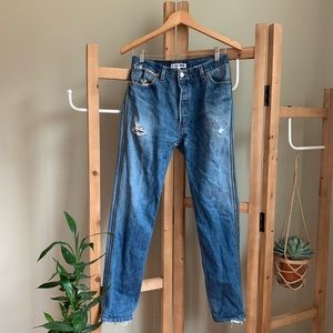 Re/Done❤️Levi's jeans
